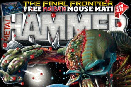 Metal Hammer: celebrates Iron Maiden album release
