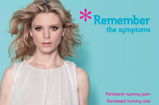 Actress Emilia Fox fronts Ovarian Cancer Action campaign