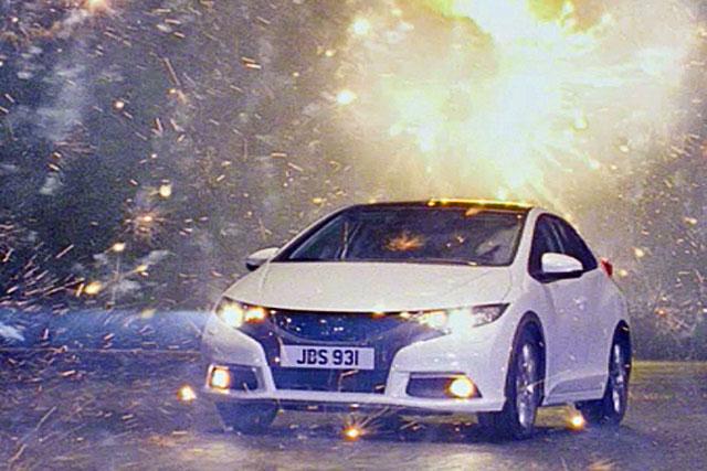 Honda: £28m ad campaign by Wieden+Kennedy