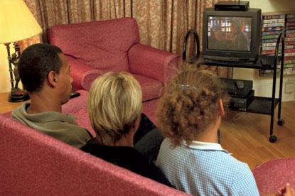Targeted TV ads...billion pound market