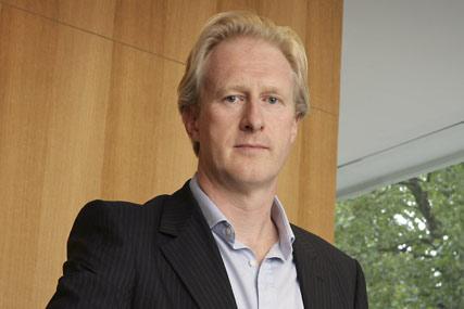 Russ Lidstone…Euro RSCG chief executive