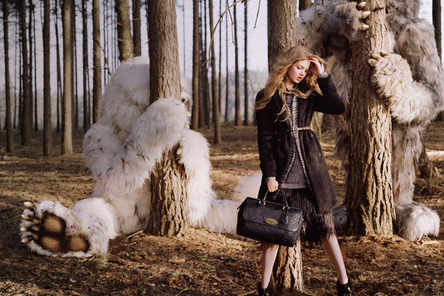 Mulberry: autumn/winter 2012 campaign