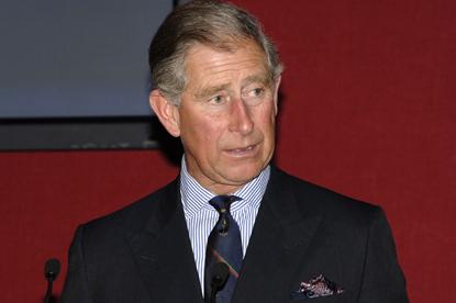 Prince Charles... rainforest plea