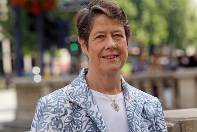Dame Judith Mayhew-Jonas: new agency's interim chair (photo: Adrian Brooks)