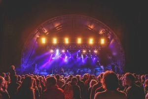 Hop Farm festival takes place at Paddock Wood in Kent