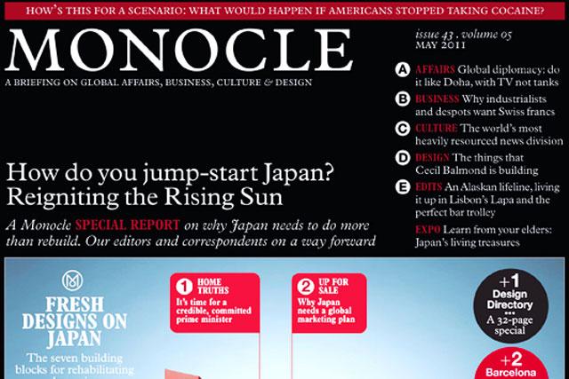Monocle: magazine readies radio expansion
