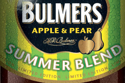 Bulmers: summer blend limited edition