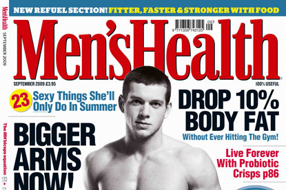 Mens' Health...overhauled FHM to become top men's magazine