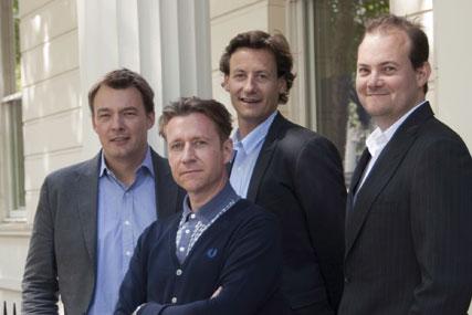 True's launch team