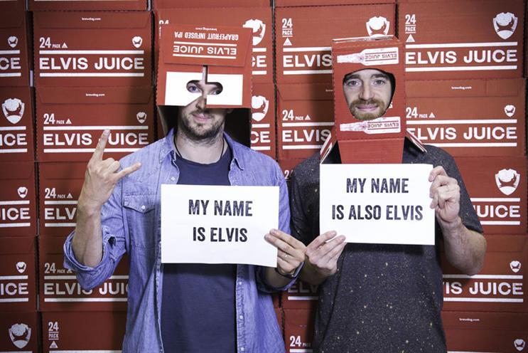 Brewdog founders have cunning name change to foil legal claim of Presley's estate
