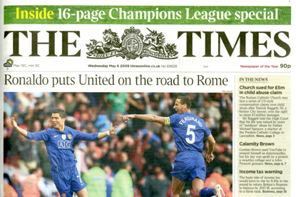 Times Newspapers... loss