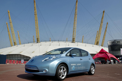 Nissan: takes over as O2 automotive partner