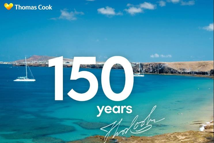 Thomas Cook takes its debut flight with programmatic