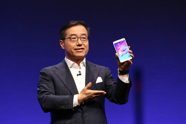 DJ Lee: Samsung's marketing chief