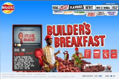 Builder's Breakfast... winner