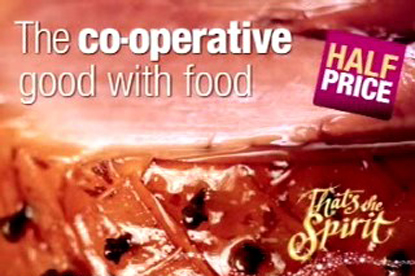 Co-operative...ad banned