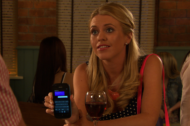 Nokia: used Hollyoaks product placement