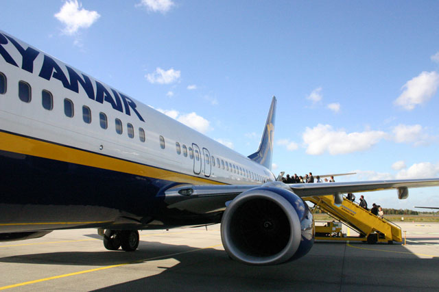Ryanair: reviewing advertising