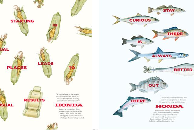 Honda: winning W&K work