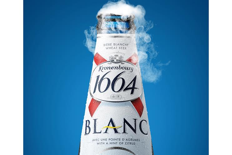 1664 Blanc: Fold7 will come up with a brand strategy and core creative idea