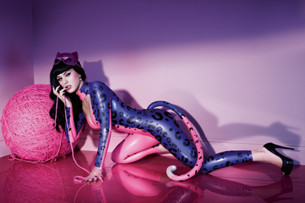 Katy Perry: Purr-Fume