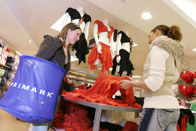 Primark: Half of 15- to 24-year-olds shop here