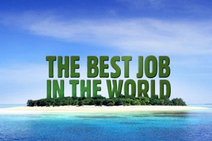 Best Job In the World... Tourism Queensland in new search