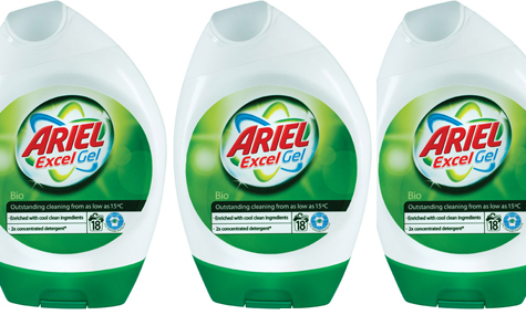 Procter & Gamble: confirmed extended Olympic sponsorship