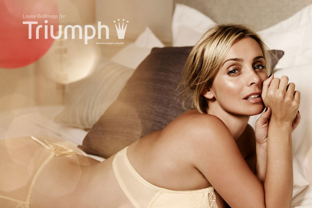 Triumph: appointed agency will back product launch