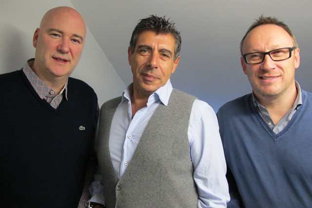 Upfront: Jagger, Davies and Stanford