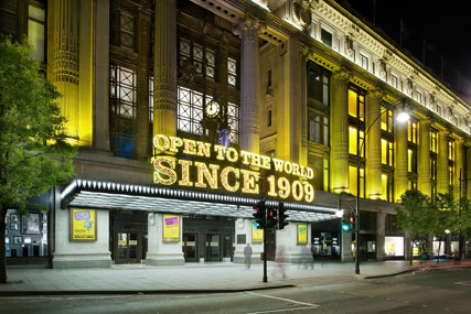 Selfridges: appointed The Bio Agency