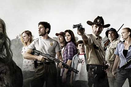 The Walking Dead: Fox TV series