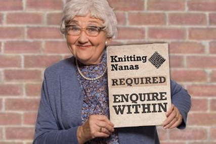 Shreddies: searches for a Nana