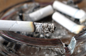 Tobacco...point-of-sale ads to be banned