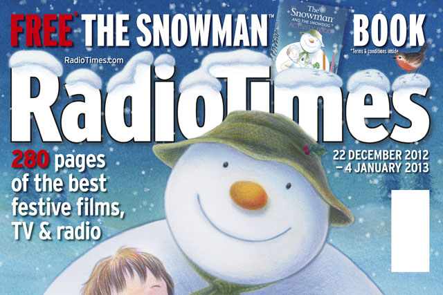 Radio Times: wholly owned by Vanouver Topco company Immediate Media London