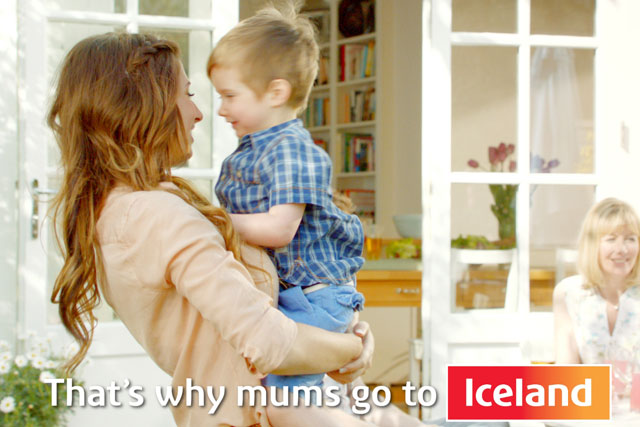 Iceland: Stacey Solomon TV campaign
