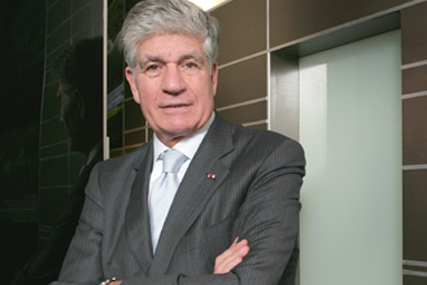 Maurice Lévy: chairman & chief executive of Publicis Groupe