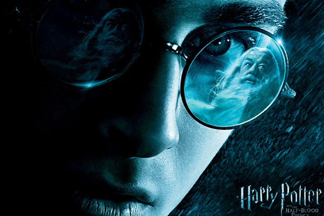 Harry Potter: series'  titles among the films offered by Warner Bros via online movie services