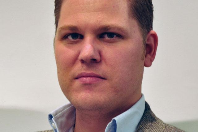 Ben Gordon: head of new business, MEC