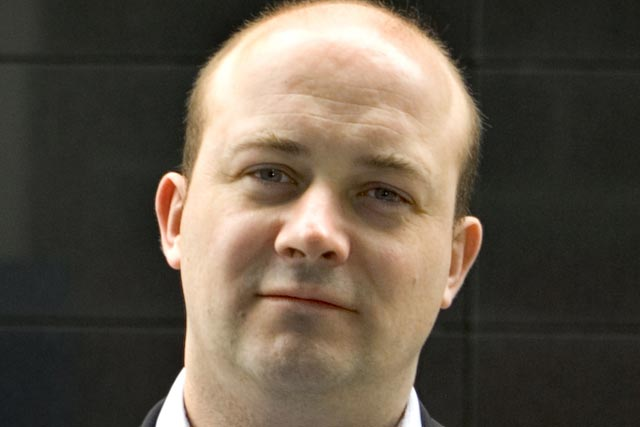Ian Tournes: corporate advertising director at IPC Media