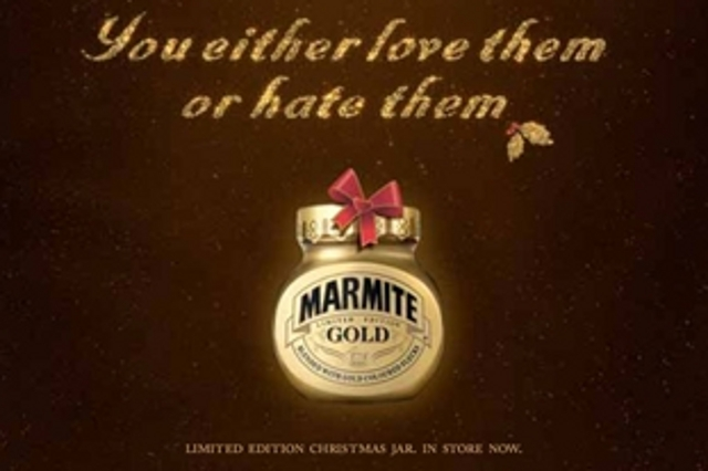 Marmite to sponsor Oxford Street's Christmas lights