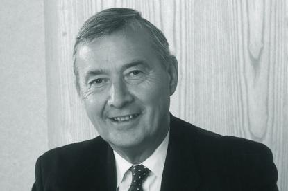 John Napier...Aegis interim chief executive