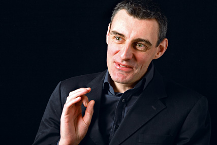 Jim Prior, chief executive, The Partners