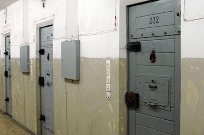 Prisons... new health service