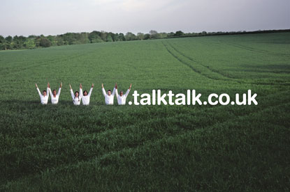 TalkTalk... new Tiscali owner