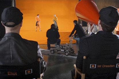 Orange...Proximity London wins place on digital roster