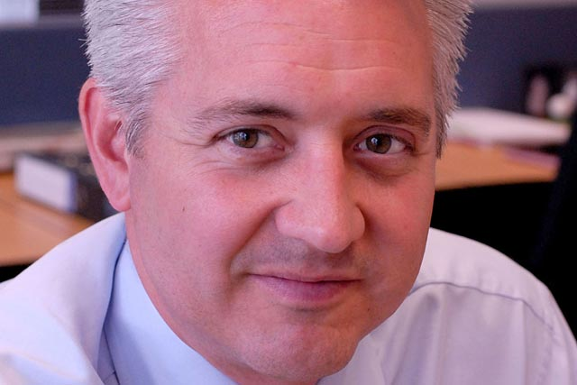 Giles Turrell: appointed chief executive at Weetabix