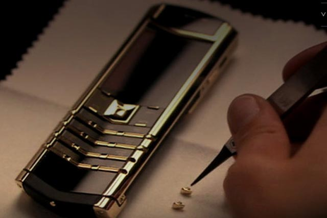 Vertu: appoints M&C Saatchi for global ad project