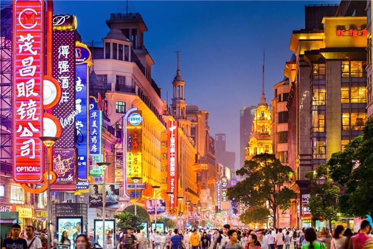 China set to overtake US as world's biggest retail market