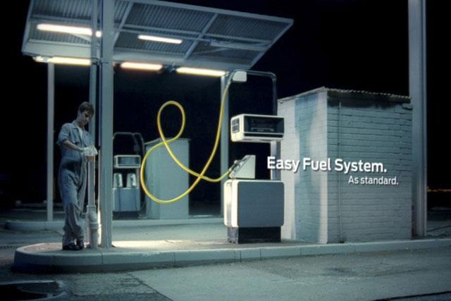 Recent Ogilvy & Mather Advertising work: Ford